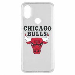 Чехол для Xiaomi Mi A2 Chicago Bulls Classic