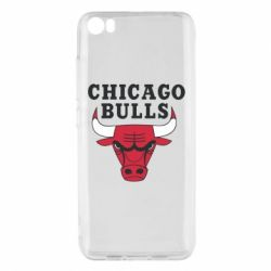 Чехол для Xiaomi Mi5/Mi5 Pro Chicago Bulls Classic
