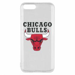 Чехол для Xiaomi Mi6 Chicago Bulls Classic