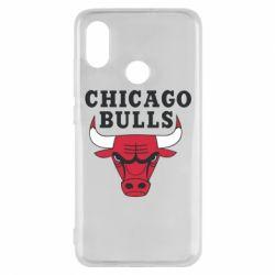 Чехол для Xiaomi Mi8 Chicago Bulls Classic