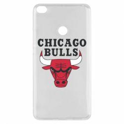 Чехол для Xiaomi Mi Max 2 Chicago Bulls Classic