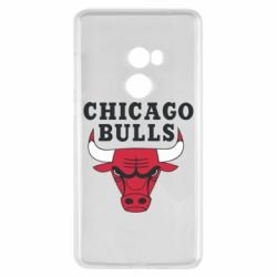 Чехол для Xiaomi Mi Mix 2 Chicago Bulls Classic