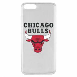 Чехол для Xiaomi Mi Note 3 Chicago Bulls Classic