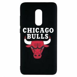 Чехол для Xiaomi Redmi Note 4 Chicago Bulls Classic