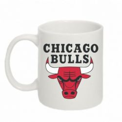 Кружка 320ml Chicago Bulls Classic - FatLine