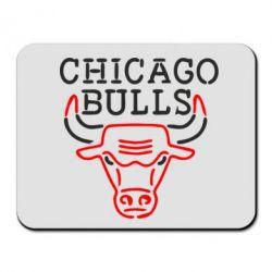 Коврик для мыши Chicago Bulls Logo - FatLine