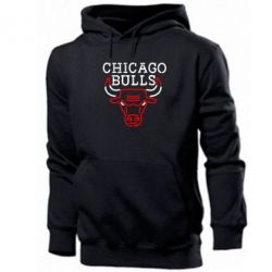 Толстовка Chicago Bulls Logo - FatLine