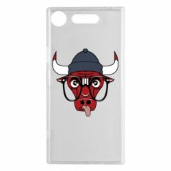 Чехол для Sony Xperia XZ1 Chicago Bulls Swag - FatLine
