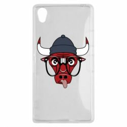 Чехол для Sony Xperia Z1 Chicago Bulls Swag - FatLine