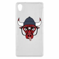 Чехол для Sony Xperia Z2 Chicago Bulls Swag - FatLine