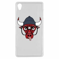 Чехол для Sony Xperia Z3 Chicago Bulls Swag - FatLine