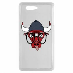 Чехол для Sony Xperia Z3 mini Chicago Bulls Swag - FatLine