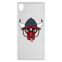 Чехол для Sony Xperia Z5 Chicago Bulls Swag - FatLine