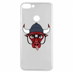 Чехол для Huawei P Smart Chicago Bulls Swag - FatLine