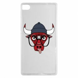 Чехол для Huawei P8 Chicago Bulls Swag - FatLine
