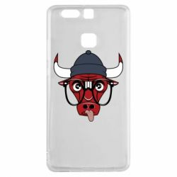 Чехол для Huawei P9 Chicago Bulls Swag - FatLine