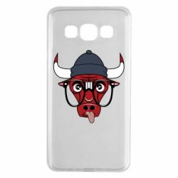 Чехол для Samsung A3 2015 Chicago Bulls Swag - FatLine