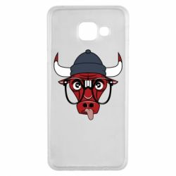 Чехол для Samsung A3 2016 Chicago Bulls Swag - FatLine