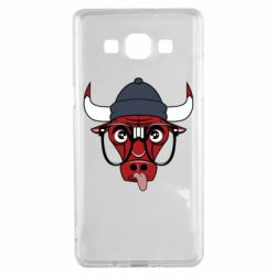 Чехол для Samsung A5 2015 Chicago Bulls Swag - FatLine