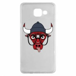 Чехол для Samsung A5 2016 Chicago Bulls Swag - FatLine