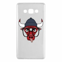 Чехол для Samsung A7 2015 Chicago Bulls Swag - FatLine