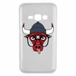 Чехол для Samsung J1 2016 Chicago Bulls Swag - FatLine
