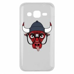 Чехол для Samsung J2 2015 Chicago Bulls Swag - FatLine