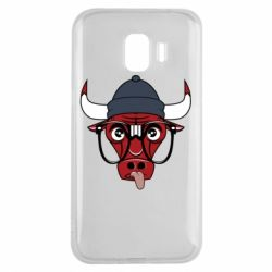 Чехол для Samsung J2 2018 Chicago Bulls Swag - FatLine