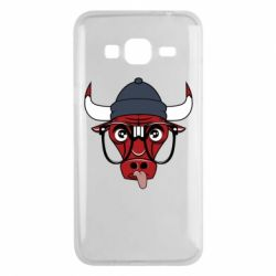Чехол для Samsung J3 2016 Chicago Bulls Swag - FatLine