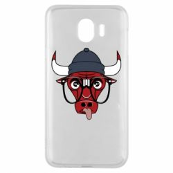 Чехол для Samsung J4 Chicago Bulls Swag - FatLine