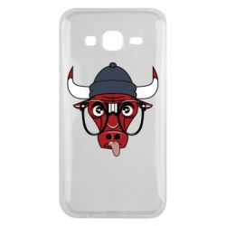 Чехол для Samsung J5 2015 Chicago Bulls Swag - FatLine