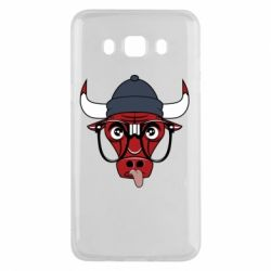 Чехол для Samsung J5 2016 Chicago Bulls Swag - FatLine