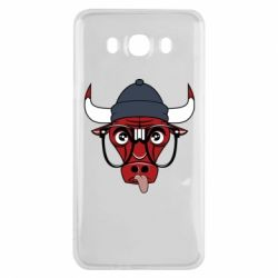Чехол для Samsung J7 2016 Chicago Bulls Swag - FatLine