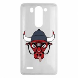 Чехол для LG G3 mini/G3s Chicago Bulls Swag - FatLine