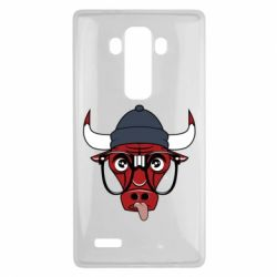 Чехол для LG G4 Chicago Bulls Swag - FatLine