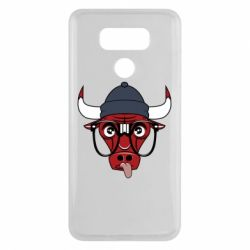 Чехол для LG G6 Chicago Bulls Swag - FatLine