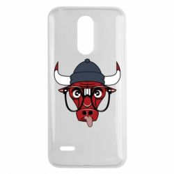 Чехол для LG K8 2017 Chicago Bulls Swag - FatLine
