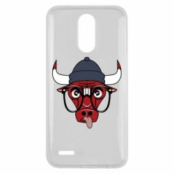 Чехол для LG K10 2017 Chicago Bulls Swag - FatLine