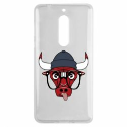 Чехол для Nokia 5 Chicago Bulls Swag - FatLine