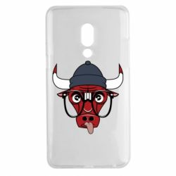 Чехол для Meizu 15 Plus Chicago Bulls Swag - FatLine