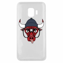 Чехол для Samsung J2 Core Chicago Bulls Swag - FatLine