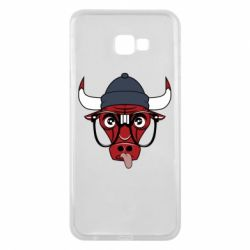 Чехол для Samsung J4 Plus 2018 Chicago Bulls Swag - FatLine
