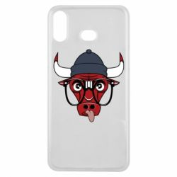 Чехол для Samsung A6s Chicago Bulls Swag - FatLine