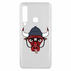 Чехол для Samsung A9 2018 Chicago Bulls Swag - FatLine