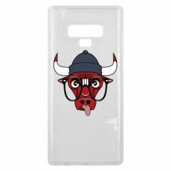 Чехол для Samsung Note 9 Chicago Bulls Swag - FatLine
