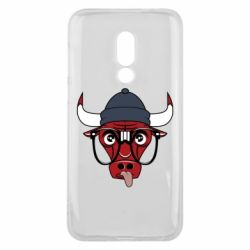 Чехол для Meizu 16 Chicago Bulls Swag - FatLine
