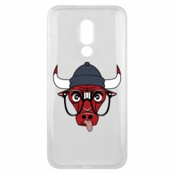 Чехол для Meizu 16x Chicago Bulls Swag - FatLine