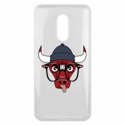 Чехол для Meizu 16 plus Chicago Bulls Swag - FatLine