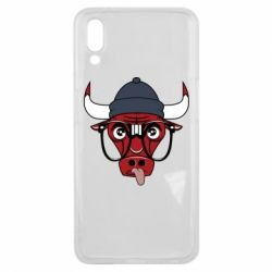 Чехол для Meizu E3 Chicago Bulls Swag - FatLine