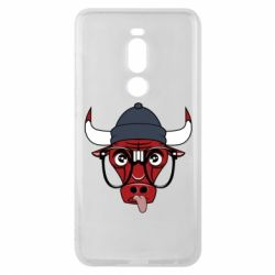 Чехол для Meizu Note 8 Chicago Bulls Swag - FatLine
